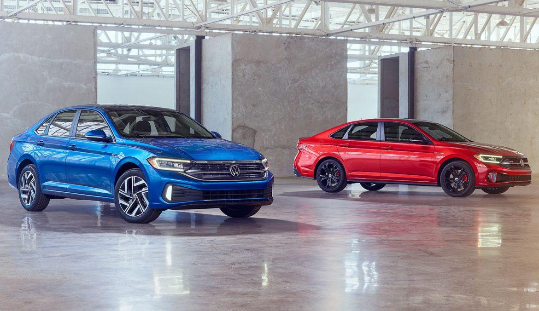 El Volkswagen Vento y su variante GLi fueron actualizados en Norteamérica