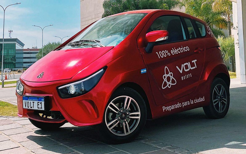 """Volt Motors: en 2021 solo se producirán 125 unidades, pero a futuro se harán 3.000 anuales en sus """"hub"""""""