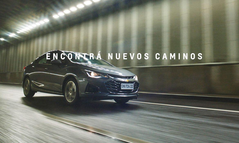 """Nueva campaña para el Chevrolet Cruze, el auto perfecto para la generación """"Xennials"""""""