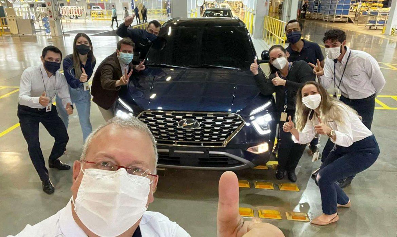 Hyundai inició la fabricación del nuevo Creta en Brasil: ¿cuando llegará a la Argentina?