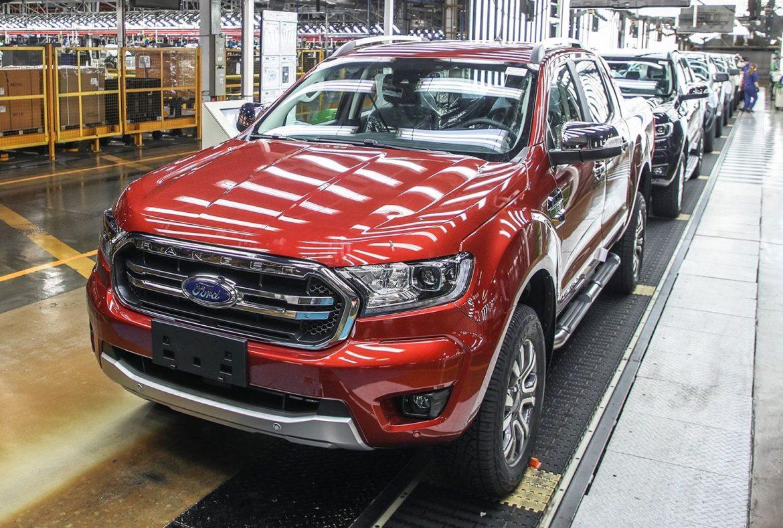 Ranger 2023: Así invierte Ford en Pacheco para producir la nueva generación