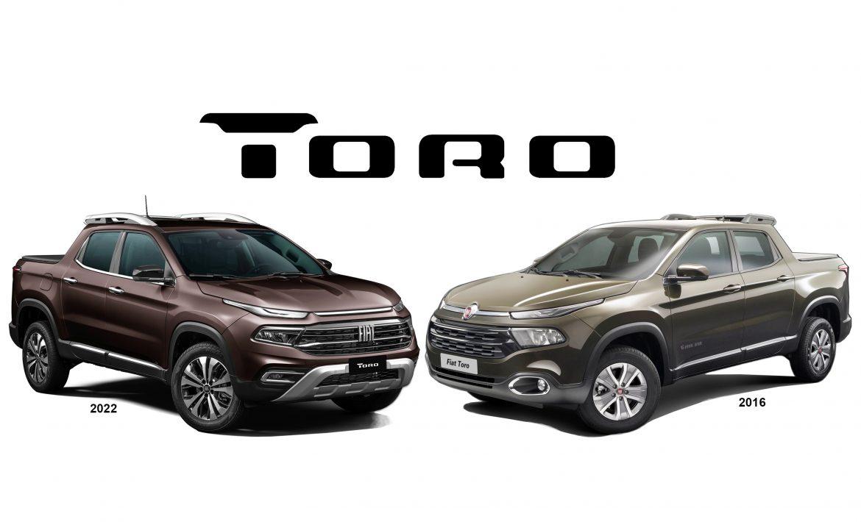 Toro 2022: ¿Cómo es la nueva pick-up respecto a la anterior versión?