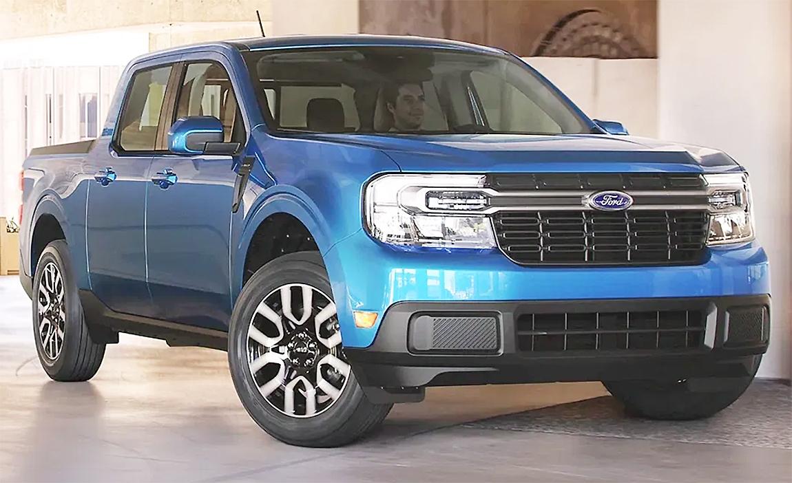 Maverick: la pick-up compacta de Ford ya comenzó a producirse en México