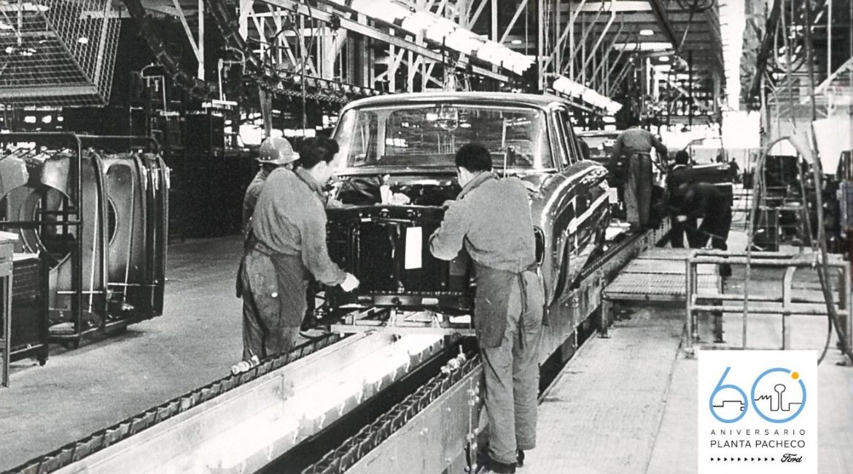 Ford celebra el 60° Aniversario de su planta de General Pacheco