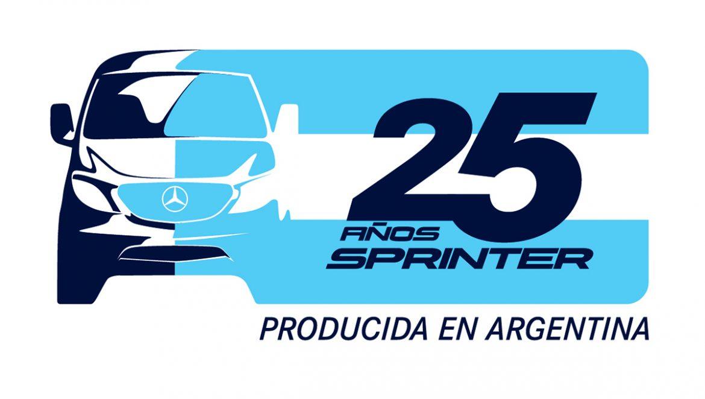 Mercedes-Benz celebra los 25 años de la Sprinter en Argentina
