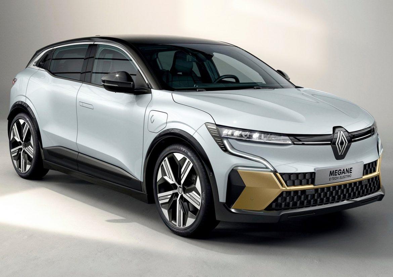 Renault develó la nueva generación del Mégane: ahora crossover y 100% eléctrico