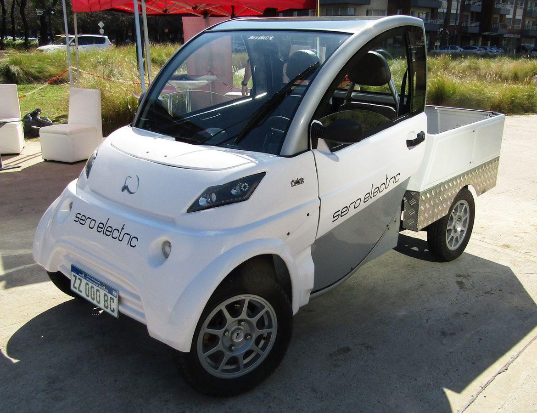 SERO Electric Pick-up: Cómo es la pequeña camioneta eléctrica nacional