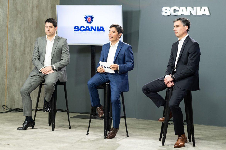 Scania presentó exitosos resultados en su balance del primer semestre de 2021