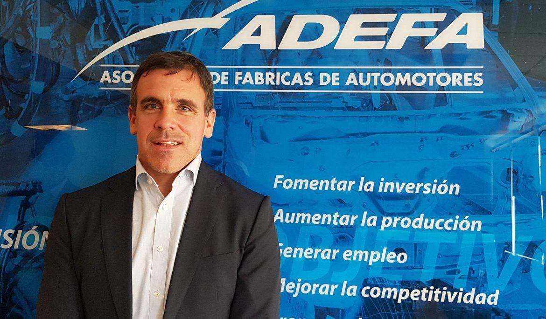 ADEFA renovó sus autoridades: Martín Galdeano, de Ford, tomó la presidencia