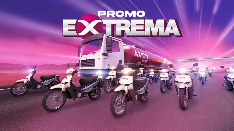 AXION energy sortea un año gratis de combustible para 20 ganadores y más de 500 motos