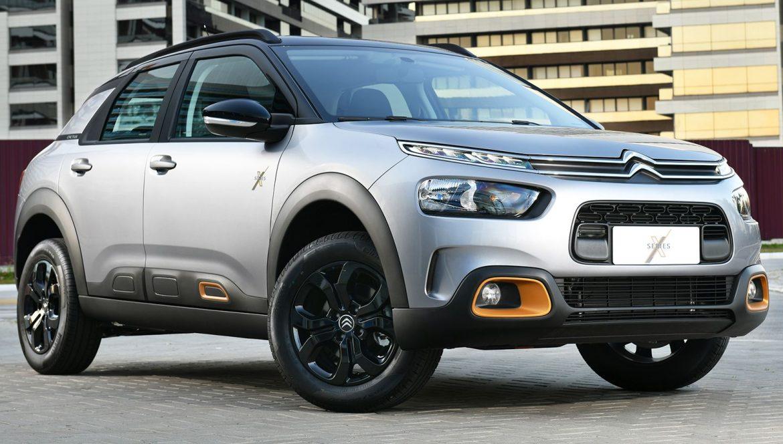 C4 Cactus X-Series: Citroën lanzó nueva edición limitada de su crossover