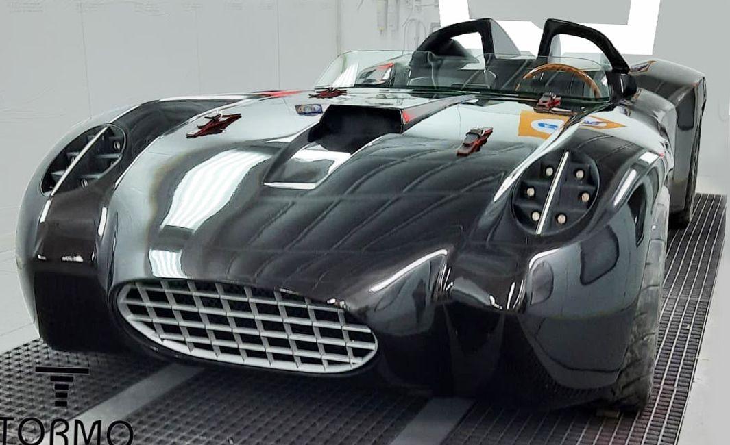Shell y Denari presentaron su homenaje a las Ferrari de los '50: el F1951