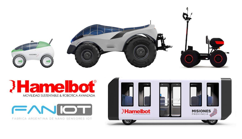 Hamelbot: Así de avanzados están los proyectos de la empresa misionera
