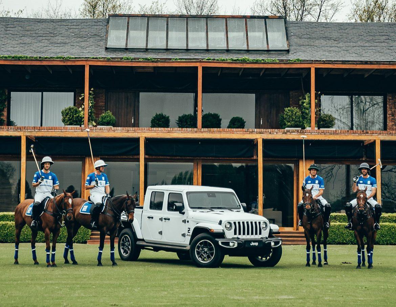 Jeep reafirma su alianza con Ellerstina Polo Team