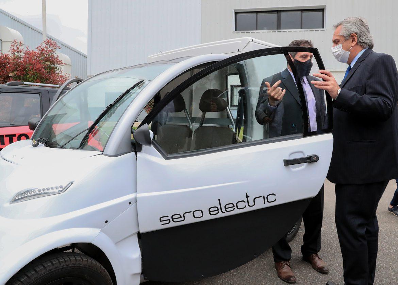 Se presentó el proyecto de Ley de Promoción de Movilidad Sustentable con los eléctricos argentinos
