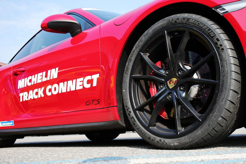 Michelín lanzó el primer neumático conectado en Argentina