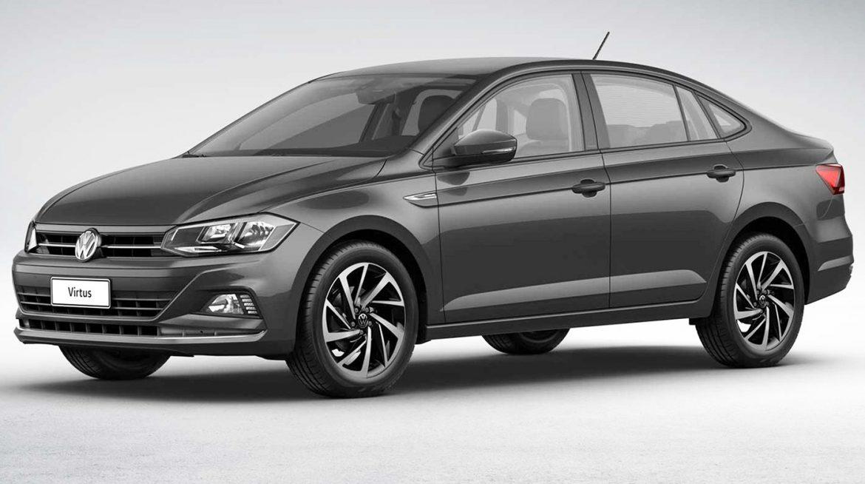 Virtus: Volkswagen actualizó la gama de su sedán más chico