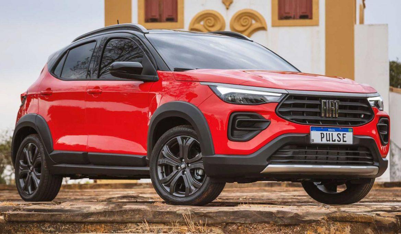 Pulse: Fiat develó oficialmente en Brasil su nuevo SUV chico